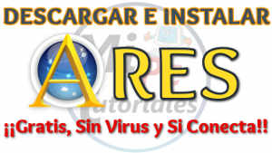 descargar ares gratis en español sin virus para windows 7 rapido