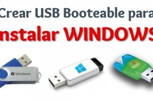 Imagen de Como Grabar Quemar Windows 8 y 7 en un DVD Virgen sin programas