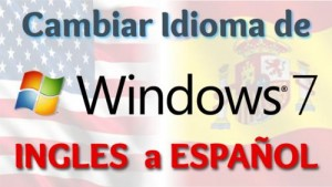 Imagen de Cambiar el idioma de Windows 7 de Ingles a Español