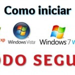 Imagen de Como arrancar modo seguro Windows XP, Vista, 7, 8 y 8.1 facil y rápido