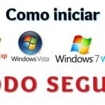 Imagen de Como arrancar modo seguro Windows XP, Vista, 7, 8 y 8.1 facil y rápido