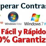 Imagen de Como recuperar nuestra contraseña en Windows XP, Vista, 7, 8, 8.1 y 10