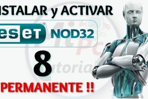 Imagen de Instalar Nuevo ESET NOD32 Antivirus 8 full facil y rapido