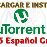 Imagen de Instalar uTorrent para descargar música, videos, películas, series y más
