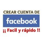 Imagen de Crear cuenta de Facebook en pocos segundos