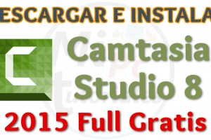 Imagen de Instalar Camtasia Studio Full Gratis para grabar y editar videos