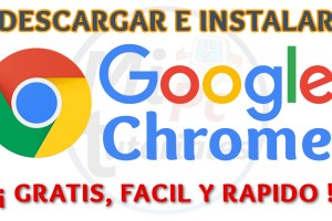 Imagen de Descargar e instalar Google Chrome fácil y rapido