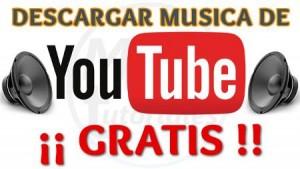 Imagen de Descargar música de Youtube gratis y sin programas