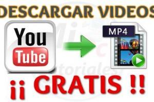 Imagen de Descargar videos de Youtube gratis y sin programas