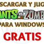 Imagen de Descargar y jugar Plants vs Zombies para PC Windows