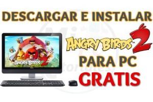Imagen de Descargar y Jugar Angry Birds 2 para PC gratis