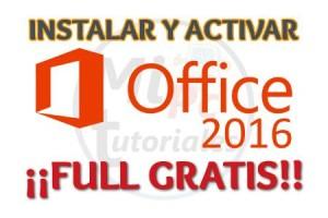 Imagen de Instalar y Activar Office 2016 full gratis en Windows