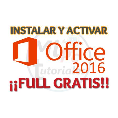 office 2016 full activador español mega 1 link