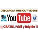 Imagen de Descargar música y videos de Youtube gratis fácil y rápido