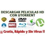 Imagen de Descargar Películas Gratis con uTorrent sin virus