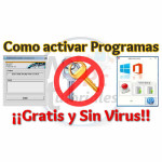 Como activar programas en Windows sin virus