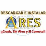 Instalar Ares 2016 Sin Virus, Si conecta 100% garantizado