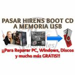 Hirens Boot CD en USB